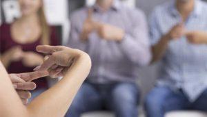 Lee más sobre el artículo Inicia el taller de Lengua de Señas Argentina