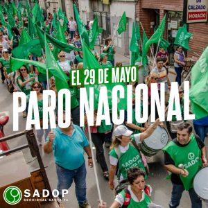 Lee más sobre el artículo 29 de mayo: PARO NACIONAL